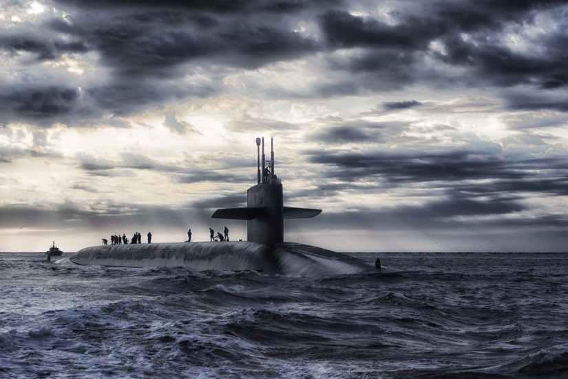 Manfred von Leiber submarine