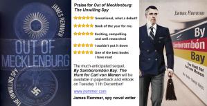 James Remmer's two novels